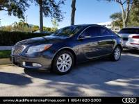 2013 Buick Regal Premium 1 4dr Car