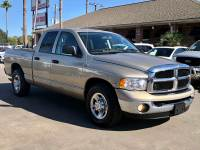 2004 Dodge Ram 2500 SLT Quad Cab Short Bed 2WD