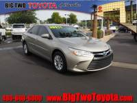 Certified Pre Owned 2017 Toyota Camry Hybrid LE for Sale in Chandler and Phoenix Metro Area