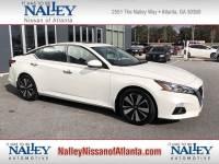 Certified 2019 Nissan Altima 2.5 SV Sedan in Atlanta GA