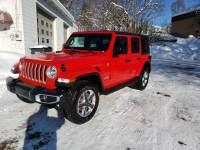 2019 Jeep Wrangler Unlimited Sahara Altitude