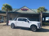 2016 Ford F-150 SuperCrew 4WD Lariat