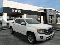 Certified Pre-Owned 2018 GMC Canyon Crew Cab Short Box 4-Wheel Drive SLT