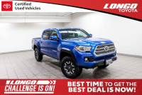 Certified Used 2017 Toyota Tacoma TRD Off Road Double Cab 6 Bed V6 4x4 Automatic in El Monte