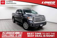 Certified Used 2014 Toyota Tundra CrewMax 5.7L V8 6-Spd AT Platinum (Natl) in El Monte