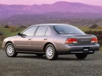 Pre-Owned 1999 Nissan Maxima in Greensboro NC