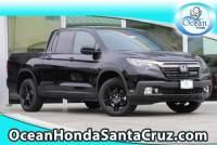 New 2019 Honda Ridgeline Black Edition Crew Cab Pickup For Sale or Lease in Soquel near Aptos, Scotts Valley & Watsonville