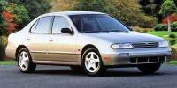 Pre-Owned 1997 Nissan Altima 4dr Sdn XE Manual