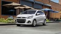 Pre-Owned 2016 Chevrolet Spark Hatch 1LT (Automatic)