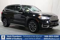 Pre-Owned 2017 BMW X5 xDrive35i AWD SAV in Sudbury, MA