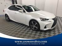 Used 2017 LEXUS IS 200t For Sale | Greensboro NC | H5054710