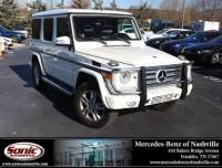 Pre-Owned 2013 Mercedes-Benz G-Class G 550 SUV