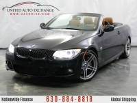 2013 BMW 3 Series 335is / 3.0L 6-Cyl Turbocharged Engine / Hard Top Convertible /
