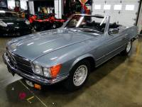 1979 Mercedes-Benz 450SL $8,900