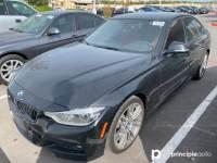 2016 BMW 3 Series 340i w/ M Sport/Driving Assist/Moonroof/Navigation Sedan in San Antonio