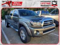 2010 Toyota Tacoma 2WD Double Cab Long Bed V6 Automatic PreRunner