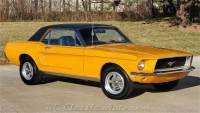 1968 Ford Mustang 390V8 with Cobra Jet Heads 4spd