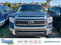 Used 2015 Toyota Tundra 4WD CrewMax Short Bed 5.7L FFV TRD Pro