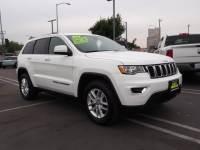 Used 2017 Jeep Grand Cherokee Laredo SUV