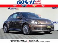 Used 2013 Volkswagen Beetle Coupe 2.5L