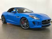 2017 Jaguar F-TYPE S British Design Edition Convertible