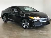 2015 Honda Civic EX Coupe