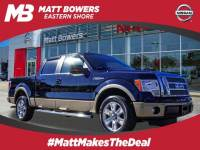 Used 2011 Ford F-150 Lariat Pickup
