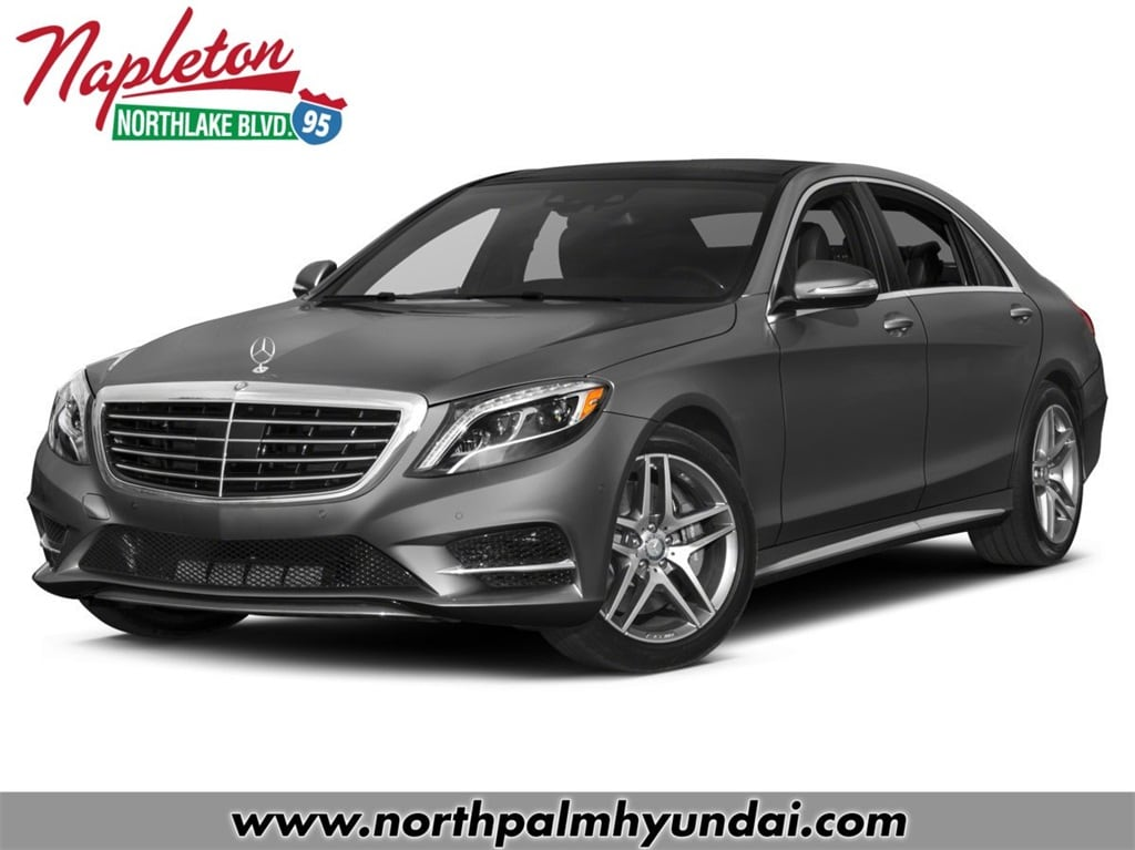 Photo Used 2017 Mercedes-Benz S-Class West Palm Beach
