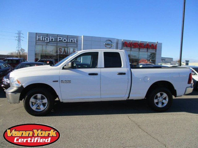 Photo Used 2017 Ram 1500 Tradesman Pickup For Sale in High-Point, NC near Greensboro and Winston Salem, NC