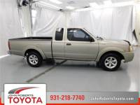 Used 2003 Nissan Frontier 2WD Pickup