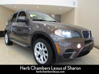 Pre-Owned 2011 BMW X5 AWD 4dr 35i Premium SUV in Boston, MA