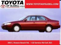 Used 1997 Toyota Camry 4dr Sdn LE Auto