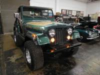 Used 1979 Jeep 4wd Frame Off Restoration CJ5