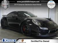 2015 Porsche 911 Turbo Coupe All-wheel Drive in Fort Wayne, IN