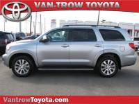 Used 2012 Toyota Sequoia RWD 5.7L Limited