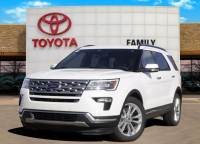 Used 2018 Ford Explorer Limited SUV