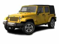 Used 2015 Jeep Wrangler Unlimited Unlimited Sahara Sport Utility 4WD in Raynham MA