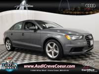 Certified 2016 Audi A3 2.0T Premium Sedan in O'Fallon MO