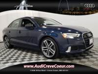 Certified 2017 Audi A3 Sedan Premium Sedan in O'Fallon MO