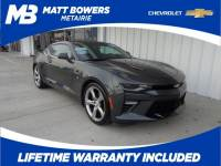 Used 2018 Chevrolet Camaro 1SS Coupe