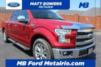 Used 2016 Ford F-150 Lariat Pickup