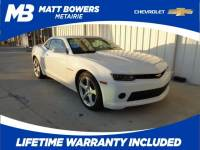 Used 2015 Chevrolet Camaro LT Coupe
