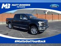 Used 2015 Ford F-150 Lariat Pickup