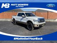 Used 2013 Ford F-150 Lariat Pickup