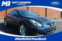 Used 2010 Nissan Altima 3.5 SR Coupe