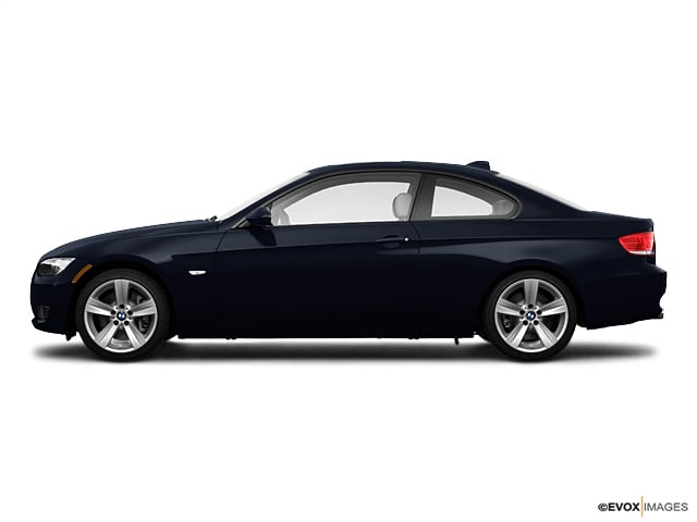 Photo Pre-Owned 2009 BMW 3 Series 2dr Cpe 335i xDrive AWD Coupe in Boston, MA