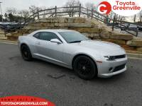 Pre-Owned 2014 Chevrolet Camaro LS w/1LS Coupe in Greenville SC