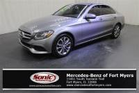 Pre-Owned 2016 Mercedes-Benz C-Class C 300 (4dr Sdn C 300 RWD) in Fort Myers