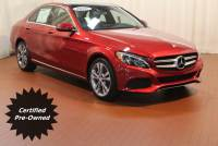 Certified Pre-Owned 2016 Mercedes-Benz C-Class C 300 Luxury in Fort Myers