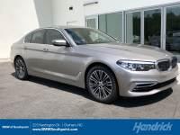 Pre-Owned 2019 BMW 5 Series 540i Sedan